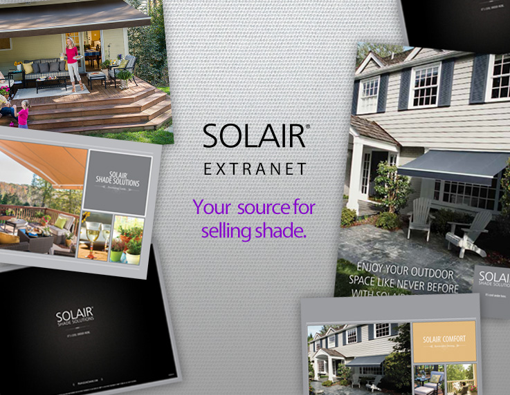 SOLAIR Shade Solutions ExtraNet